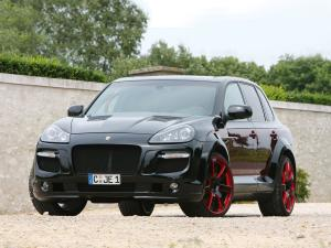 2009 Porsche Cayenne Turbo Gladiator 700 GT Biturbo by ENCO Exclusive